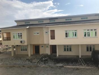 4 Bedroom Terrace House with 1 Room (carcass), at Paradise 3, Chevron, Idado, Lekki, Lagos, House for Sale