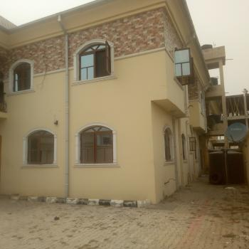 4 Bedroom Semi Detached with a Room Bq, Close to Whitsand School, Lekki Phase 1, Lekki, Lagos, Semi-detached Duplex for Rent
