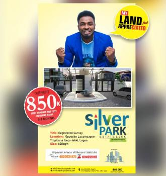 Land, Silver Park Estate Phase 4 Extension, Opposite La Campagne Tropicana Resort, Eleko, Ibeju Lekki, Lagos, Mixed-use Land for Sale