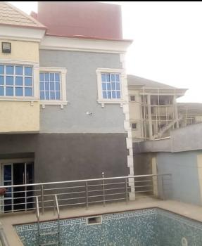 a Room Self Contained with Swimming Pool, Near Unilag, Akoka, Yaba, Lagos, Self Contained (single Rooms) for Rent