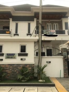 Gorgeous 4bedroom Semi Detached Duplex in a Lovely Environment, Ikota Villa Estate, Ikota, Lekki, Lagos, Semi-detached Duplex for Sale