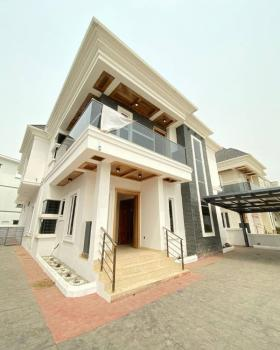 Beautifully Built 5 Bedroom Detached House with 1 Bq, Ikota, Lekki, Lagos, Detached Duplex for Sale
