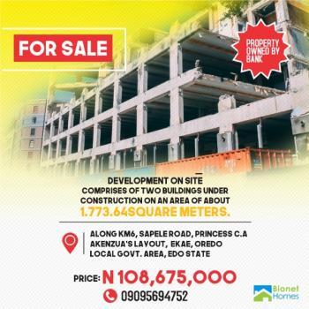 Prime Property., Princess C.a. Akenzuas Layout, Benin, Oredo, Edo, Plaza / Complex / Mall for Sale