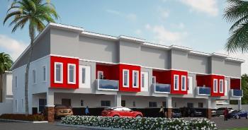 4 Bedroom Luxury Terrace, By Ikota School, Ikota, Lekki, Lagos, Terraced Duplex for Sale