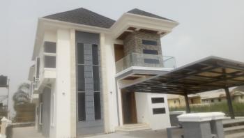 Newly Built 5 Bedrooms Detached House + B/q, Megamound Estate, Lekki County Homes, Ikota Villa Estate, Lekki, Lagos, Detached Duplex for Sale
