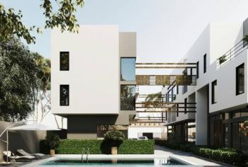 4 Bedroom Terrace with a Pent House, Lekki Phase 1, Lekki, Lagos, Terraced Duplex for Sale