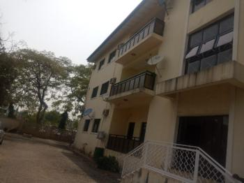 Very Massive 3 Bedroom in a Secured Environment, Close to Ecowass Court, Wuse 2, Abuja, Flat for Rent