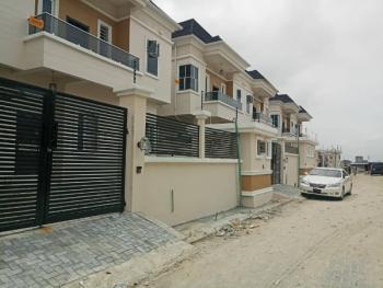 Luxury 4 Bedroom Semidetached Duplex with a Room Bq, Chevron Alternative Drive, Lekki, Lekki Expressway, Lekki, Lagos, Semi-detached Duplex for Sale