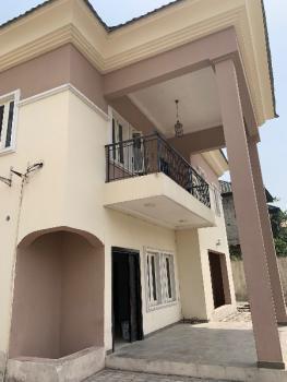 Fully Detached 4 Bedrooms Duplex, Western Estate, Lekki Expressway, Lekki, Lagos, Semi-detached Duplex for Rent