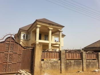 4 Bedroom Fully Detached Duplex, Basis Estate Lokogoma, Lokogoma District, Abuja, Detached Duplex for Sale