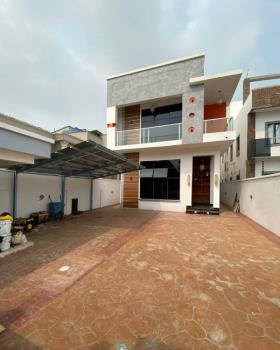 Luxurious 5 Bedroom Fully Detached House, Osapa, Lekki, Lagos, House for Sale