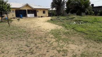 1500  Sqm Land + 2 Unit of 1 Bedroom Flat Bungalow, Beside Mayfair Gardens, Awoyaya, Ibeju Lekki, Lagos, Mixed-use Land for Sale