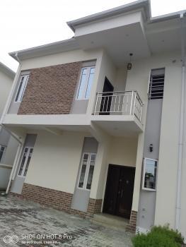 Luxury 4 Bedroom Semi Detach Duplex(+a Room Bq), Mobil Road...  By Nortwest Filling Station Along Emerald Estate, Ilaje, Ajah, Lagos, Semi-detached Duplex for Sale