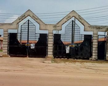 3 Bedroom Flat in a Very Secured and Serene Estate, Millennium Housing Estate, Ginti, Ikorodu, Lagos, Semi-detached Bungalow for Sale
