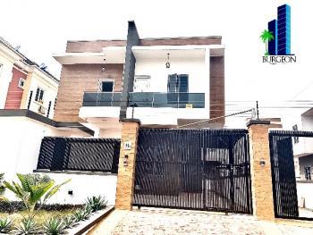 Lovely 4bedrooms with 1room Bq, Chevron Axis, Oral Estate,, Lekki, Lagos, Detached Duplex for Rent
