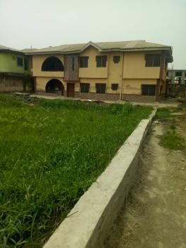 Set Back with Block of 2 Units of 3 Bedroom Sitting on 750sqm, Ago Palace, Isolo, Lagos, Flat for Sale