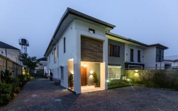 Tastefully Finished and Furnished 4 Bedroom Semi Detached Duplex, Lekki Phase 1, Lekki, Lagos, Semi-detached Duplex for Sale
