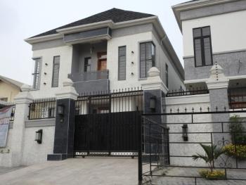 5 Bedroom Fully Detached House, with 2 Room Bq, Off Fola Osibo, Lekki Phase 1, Lekki, Lagos, Detached Duplex for Sale