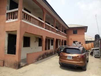 Well Located and Durable Block of Mini Flats, Off Choba Road By Pentagon Hotel., Choba, Port Harcourt, Rivers, Block of Flats for Sale
