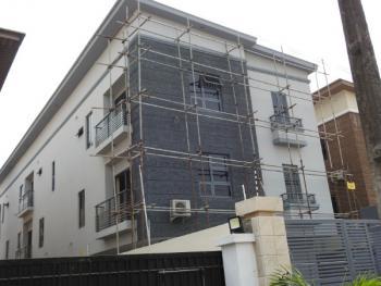 Newly Built 4 Bedroom Terrace Duplex, General Ogunadia Street, Lekki Phase 1, Lekki, Lagos, Detached Duplex for Sale