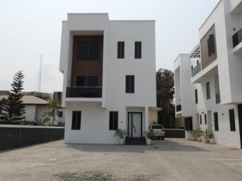 5 Units of 4 Bedroom Terraced Houses, Off Kola Adeyina, Lekki Phase 1, Lekki, Lagos, Terraced Duplex for Sale