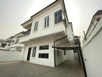 Brand New 5-bedroom Fully-detached House with Bq, Osapa, Lekki, Lagos, Detached Duplex for Sale