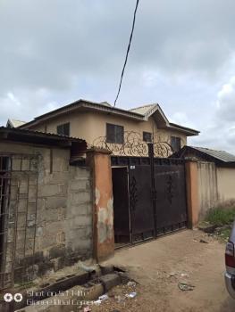 Solid Block of 4 Flats of 3 Bedroom in a Secure Estate, Peace Estate Lasu Iba Road Ojo Lagos, Iba, Ojo, Lagos, Block of Flats for Sale