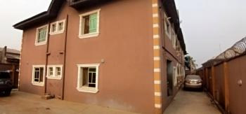 House Consist of Eight Numbers of Two Bedroom Flat, Akesan, Alimosho, Lagos, Block of Flats for Sale