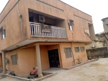 a Block of 4 Flats of 2 Nos of 2 Bedroom Flat Up/down and 2 Nos, Ikota Isolo, Okota, Isolo, Lagos, Block of Flats for Sale
