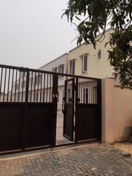 Newly Built  3 Bedroom Terrace Duplex with One Bq, at a Good Location of Addo Road Ajah., Ado, Ajah, Lagos, Terraced Duplex for Sale
