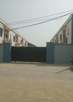 3 Bedroom Terrace Duplex with Mq, Chevron, Lekki, Lagos, Terraced Duplex for Sale