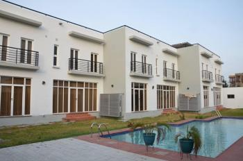 Luxury Newly Built and Serviced 3bedroom Terrace House, Banana Island, Ikoyi, Lagos, Terraced Duplex for Rent