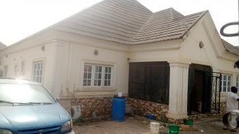 3 Bedroom Detached Bungalow, Pyakasa Lugbe, Pyakasa, Lugbe District, Abuja, Detached Bungalow for Sale