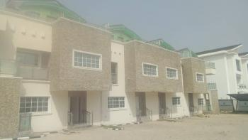 Suitable Brand New Four Bedroom Terrace Duplex with Bq, Diplomatic Zone Katampe Extension Abuja, Katampe Extension, Katampe, Abuja, Terraced Duplex for Rent