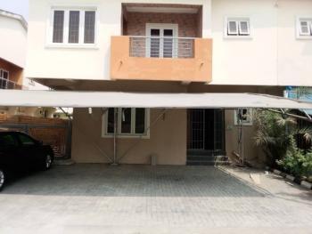 24hrs Serviced  4bedroom with Bq, New Horizonslekki Gardens Estate, Ikate Elegushi, Lekki, Lagos, Semi-detached Duplex for Rent