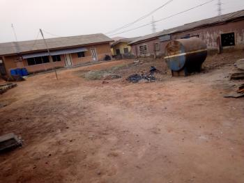 Ample Land Plus House on 800 Sqm, Off Ailegun Road, Ejigbo, Lagos, Residential Land for Sale