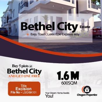 Plots of Land, Ibeju-agbe, Ibeju Town , Lagos, Iberekodo, Ibeju Lekki, Lagos, Mixed-use Land for Sale