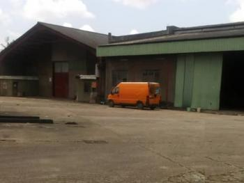 a Factory, Warehouse and Office Block on 23,000sqm, Ilupeju Bypass, Ilupeju, Lagos, Warehouse for Sale