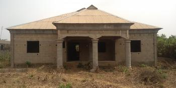 Very Spacious and Well Built Uncompleted 3 Bedroom House, Maya, Ikorodu, Lagos, Detached Bungalow for Sale