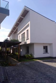 Superbly Built Serviced 4 Units of 3 Bedroom Terrace Duplex, Banana Island, Ikoyi, Lagos, Terraced Duplex for Rent