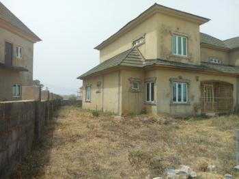 4 Bedroom Semi Detached Duplex with Pent House in an Estate, River Park Estate, Lugbe District, Abuja, Semi-detached Duplex for Sale