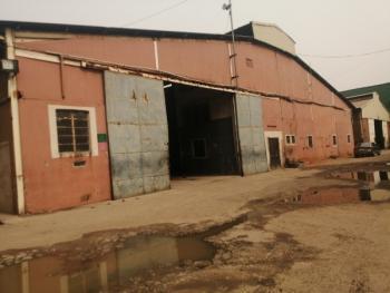 2 Bay Warehouse Measuring 10,000sqft and 32,000sqft, Ikeja, Lagos, Warehouse for Rent