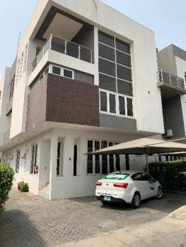 Luxury Semi Detached 4 Bedrooms Duplex with a Bq, Castle Avenue Road, Jakande, Lekki, Lagos, Semi-detached Duplex for Rent