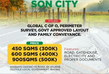 Cheap Land in an Estate, Idi Ayunre Oluyole Ibadan, Ibadan, Oyo, Mixed-use Land for Sale
