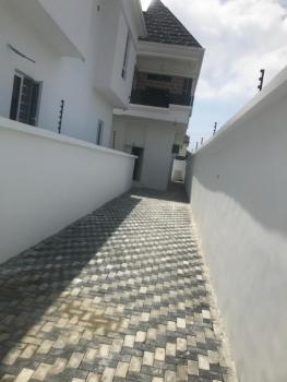 Newly Completed 4 Bedroom Fully Detached Duplex with a Room Bq., Chevron Alternative Drive Lekki, Lekki Phase 1, Lekki, Lagos, Detached Duplex for Sale