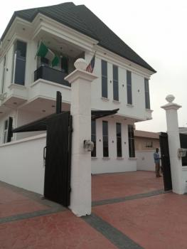 Newly Completed 5 Bedroom Fully Detached Duplex with a Room., Osapa, Lekki, Lagos, Detached Duplex for Sale