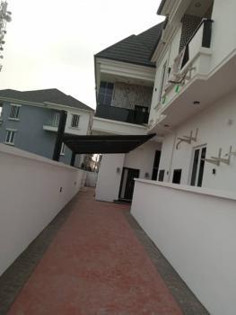 Newly Completed 4 Bedroom Fully Detached Duplex with a Room Bq., Ademola Eletu., Osapa, Lekki, Lagos, Detached Duplex for Sale