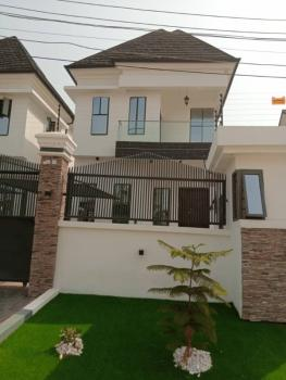 Newly Completed 4bedroom Fully Detached Duplex with a Room Bq, Chevy View Estate Chevron Lekki, Lekki Phase 1, Lekki, Lagos, Detached Duplex for Sale