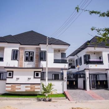 Tastefully Finished 5 Bedroom Semi-detached Duplex with One Room Bq., Bridgegate Estate, Agungi, Lekki., Agungi, Lekki, Lagos, Semi-detached Duplex for Sale