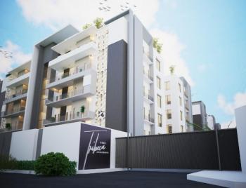 3 Bedroom Flat, Tribeca Apartment:, Adeniyi Jones, Ikeja, Lagos, Mini Flat for Sale